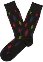 Perry Ellis Earth Diamond Sock