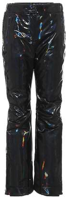 Fendi Holographic ski pants