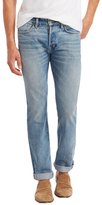 Tom Ford Faded Straight Leg Cotton Jeans