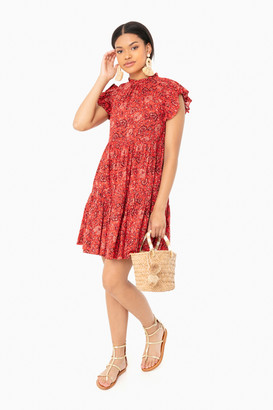 Ulla Johnson Poppy Floral Hana Dress