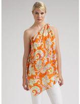 Ralph Lauren Collection Leanne Silk Top
