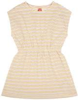 Bonton Milk Striped Jersey Dress