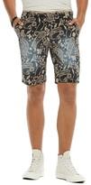 Scotch & Soda Paisley Floral Shorts