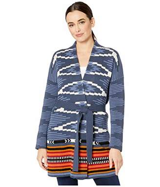 Pendleton Women's Blanket Cardigan Sweater