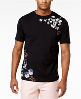 Sean John Men's Embroidered Graphic Cotton T-Shirt, Only at Macy's