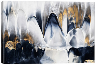 iCanvas Abstract Flow Ii Canvas Wall Art
