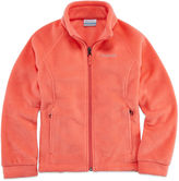 Columbia Co. Girls Lightweight Fleece Jacket-Big Kid