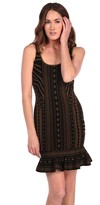 Torn By Ronny Kobo Michaela Dress Tribal