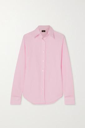 Emma Willis + Net Sustain Superior Cotton-poplin Shirt - Pink