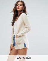 ASOS Tall ASOS TALL Ultimate Chunky Knit Cardigan