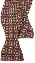 Polo Ralph Lauren Print Linen Bow Tie