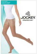 Jockey Sheerest Ever Control Top 15 D Sandalfoot