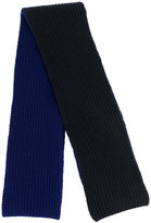 Marni colour block scarf - men - Cashmere/Wool - One Size