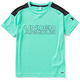 Under Armour Big Boys 8-20 Activate Short-Sleeve Tee