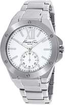 Kenneth Cole New York Women's 10020844 Dress Sport Analog Display Japanese Quartz Silver Watch