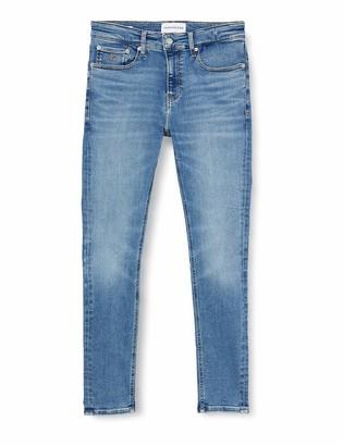 Calvin Klein Jeans Men's Super Skinny Pants