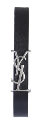 Saint Laurent Opyum Monogram Logo Bracelet