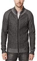 Buffalo David Bitton Men's Warenzip Long Sleeve Fashion Sweater