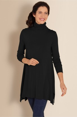 Women Timely Turtleneck