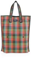 Paul Smith Patterned Woven Tote
