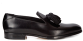 Jimmy Choo Foxley tassel leather loafers