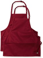 Dickies Chef Women's 3 Pack One Pocket Adjustable Neck Apron