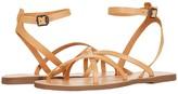 Madewell Boardwalk Skinny Strap Sandal (True Black) Women's Shoes