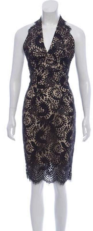Lover Lace Halter Dress Black Lace Halter Dress