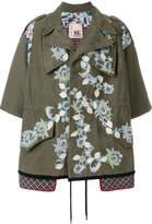 Antonio Marras appliquéd cropped jacket