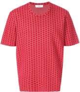 Pringle jacquard knitted T-shirt