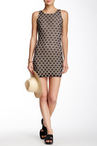 Soprano Brocade Print Bodycon Dress