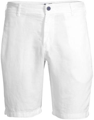 Vilebrequin Solid Linen Shorts