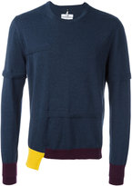 Oamc round neck jumper - men - Cotton - S