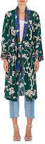 Warm Women's Dawnridge Floral Twill Robe