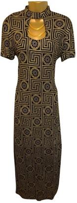 Joseph Ribkoff Gold Dress for Women