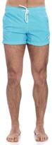 Luigi Borrelli Printed Pattern Swim Shorts