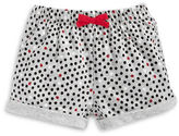 First Impressions Ladybug Printed Shorts