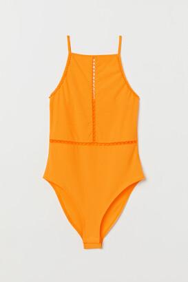 H&M Sleeveless Bodysuit