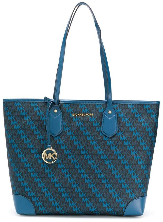 899cd48a51ca Michael Michael Kors Metallic Tote - ShopStyle
