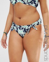 Marie Meili Belize Plus Size Bikini Bottoms