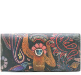 Paul Smith printed wallet - women - Calf Leather - One Size
