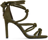 Senso Tahnee sandals - women - Suede/Synthetic Resin/Kid Leather - 35