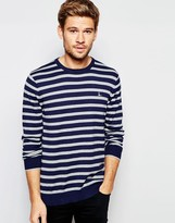 Jack Wills Crew Neck Jumper With Cashmere
