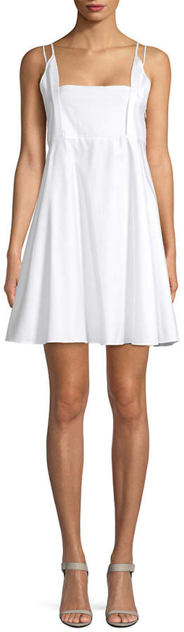 Carven Baby Doll Mini Dress