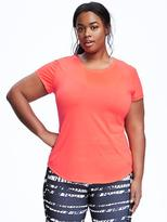 Old Navy Go-Dry Cool Plus-Size Running Tee