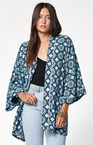 rhythm Morocco Printed Kimono