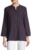 Figue Lisa Cotton Printed Tunic