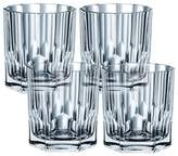 Nachtmann Aspen Whiskey Tumblers (Set of 4)