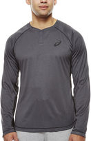 Asics Long-Sleeve Trainer Henley