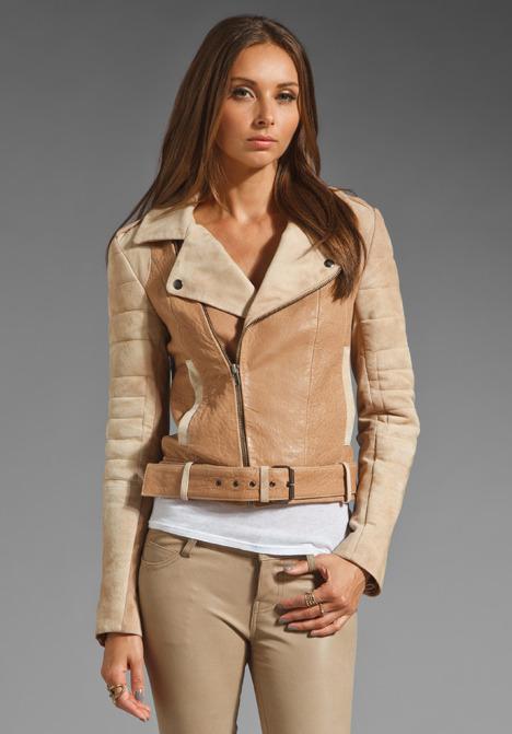 Improvd Kya Leather Jacket